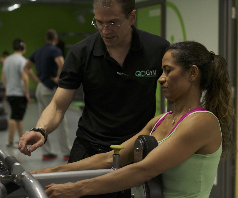 Personal Trainer Sutton - Personal Training